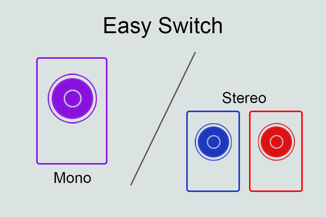 easy switch mode