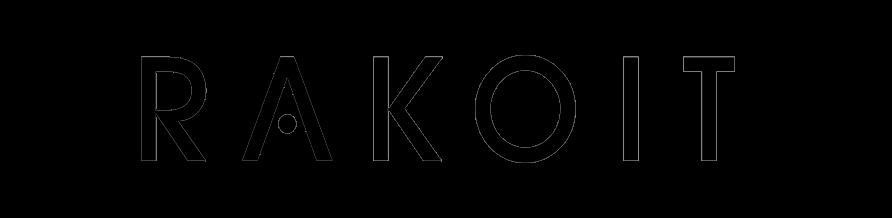 Rakoit logo black