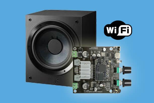 wireless subwoofer