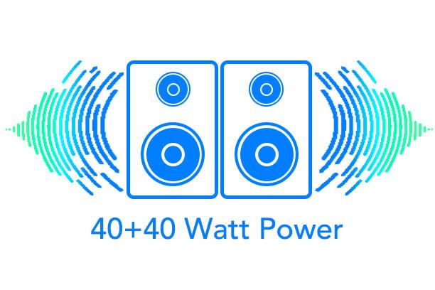 40watt power