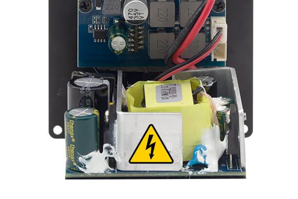 internal power supply